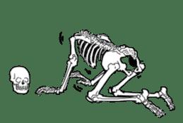 just bones sticker #795851