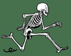 just bones sticker #795874