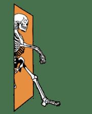 just bones sticker #795877