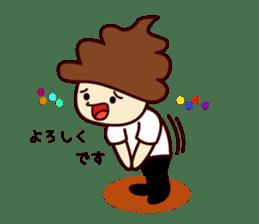 choft-kun sticker #796127