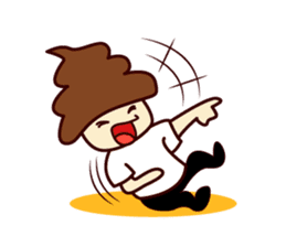 choft-kun sticker #796140