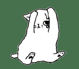 Cat,Cat,Cat!! sticker #796402