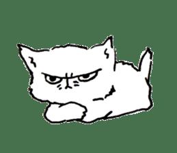 Cat,Cat,Cat!! sticker #796403