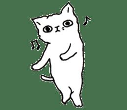 Cat,Cat,Cat!! sticker #796404