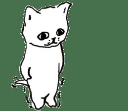 Cat,Cat,Cat!! sticker #796405