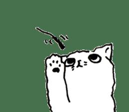 Cat,Cat,Cat!! sticker #796414