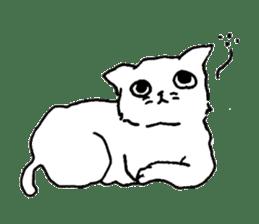 Cat,Cat,Cat!! sticker #796430