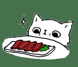 Cat,Cat,Cat!! sticker #796431