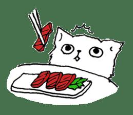 Cat,Cat,Cat!! sticker #796432