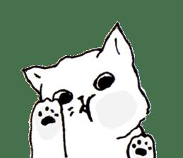 Cat,Cat,Cat!! sticker #796433