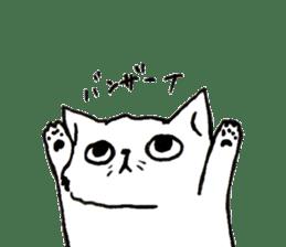 Cat,Cat,Cat!! sticker #796434