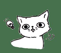 Cat,Cat,Cat!! sticker #796435