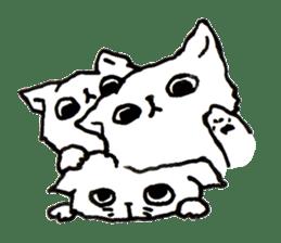 Cat,Cat,Cat!! sticker #796437