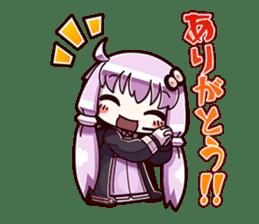 Yuzuki Yukari sticker #796527