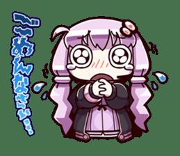 Yuzuki Yukari sticker #796528