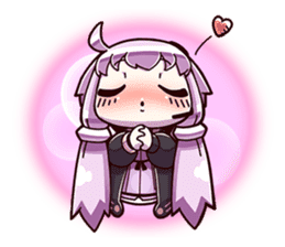 Yuzuki Yukari sticker #796534