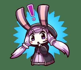 Yuzuki Yukari sticker #796544