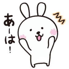 Japlish Bunny Stickers sticker #796736
