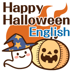 Happy Halloween. English version