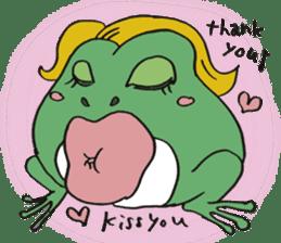 kiss you sticker #800100