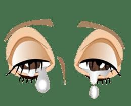 Eyes Only (English Version) sticker #802338