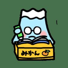 mt.fuji sticker #803922
