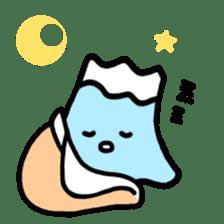 mt.fuji sticker #803932