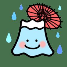 mt.fuji sticker #803933