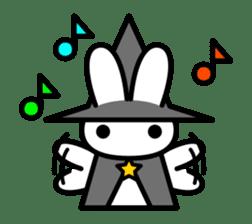 Magical Usa-chan sticker #804519