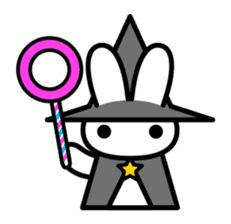 Magical Usa-chan sticker #804525
