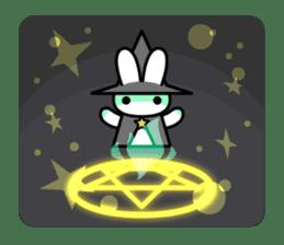 Magical Usa-chan sticker #804546