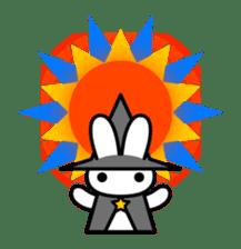 Magical Usa-chan sticker #804557