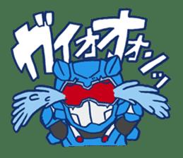YATSURUGI sticker #806440