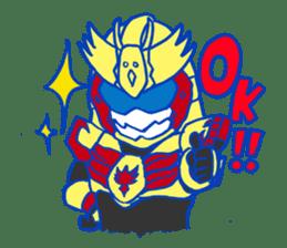 YATSURUGI sticker #806450