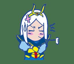 YATSURUGI sticker #806458
