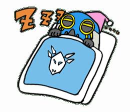 YATSURUGI sticker #806459