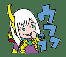 YATSURUGI sticker #806463