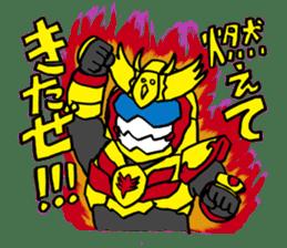 YATSURUGI sticker #806466