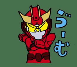 YATSURUGI sticker #806472