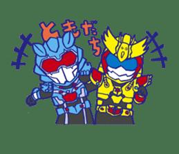 YATSURUGI sticker #806473