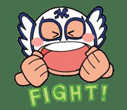 KAIENTAI DOJO Official Sticker1 sticker #806731