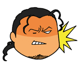 KAIENTAI DOJO Official Sticker1 sticker #806748