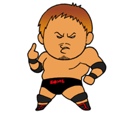 KAIENTAI DOJO Official Sticker1 sticker #806750