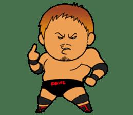 KAIENTAI DOJO Official Sticker1 sticker #806750