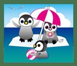 Penpen & Coco (Ver. 2) sticker #806921