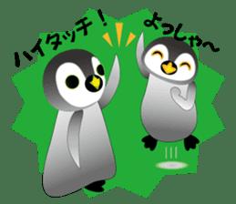 Penpen & Coco (Ver. 2) sticker #806941