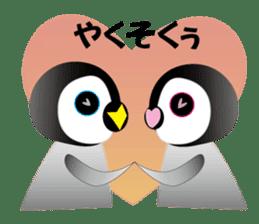 Penpen & Coco (Ver. 2) sticker #806943