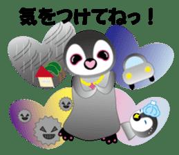 Penpen & Coco (Ver. 2) sticker #806944