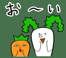 Yasaii2 sticker #806971