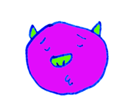 Hello! I am Colorful Pig! sticker #807108